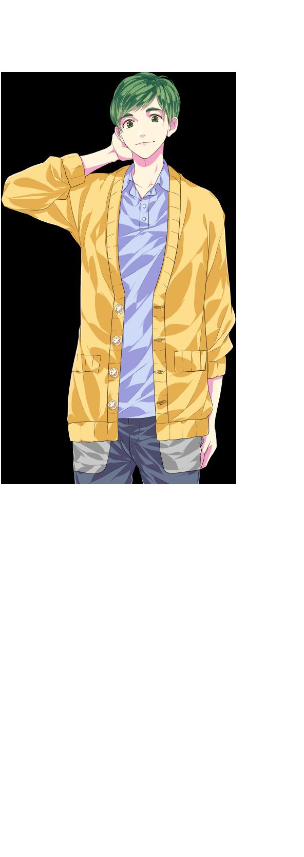 キャラクター Possession Magenta